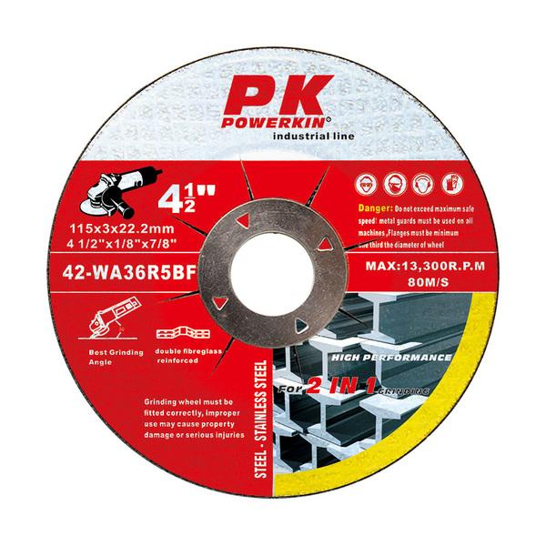 樹脂結合劑砂輪 115x3x22.2 mm