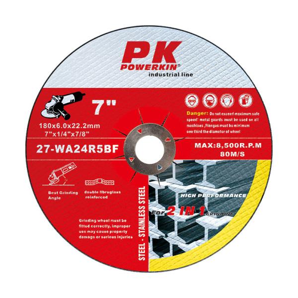 树脂结合剂砂轮 180x6x22.2 mm