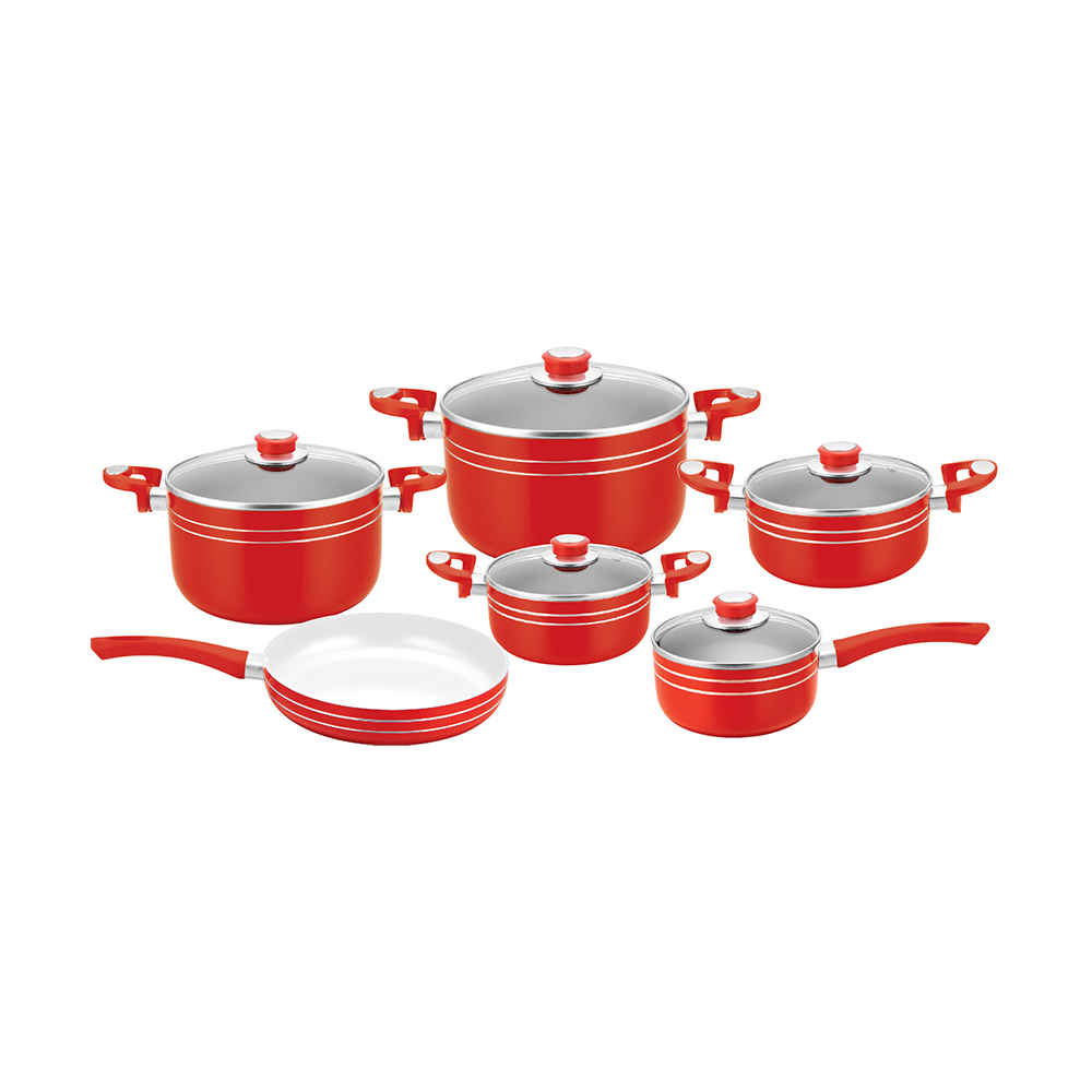 11pcs Soup pot