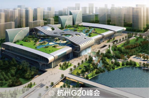 杭州G20峰會