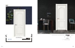 想把家裝成簡歐的風格,但是要怎么挑室內門呢?