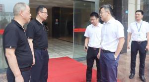 武義縣副縣長龔濤濤一行來訪97电影院,抓經濟促發展,做好經濟高質量發展文章!