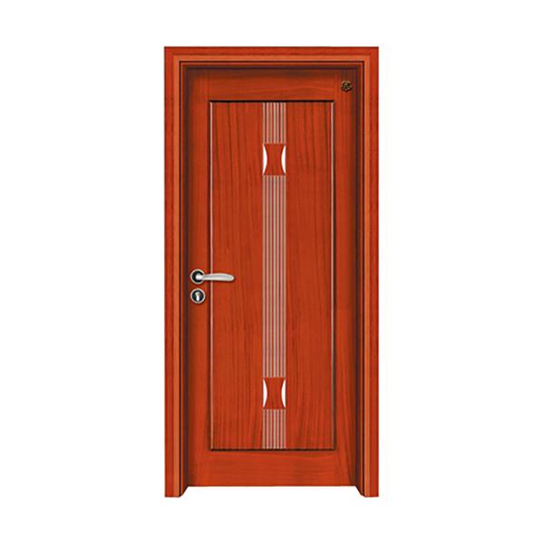 实木油漆套装门 HT-SB-19沙比利
