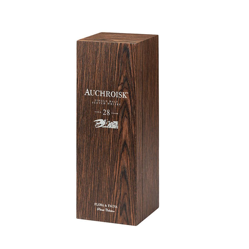 Original Color Wooden Packaging Box For LiquorNone