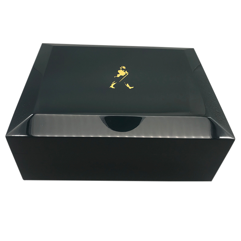 Premium Timber Wooden Storage Packaging Box For CigarNone