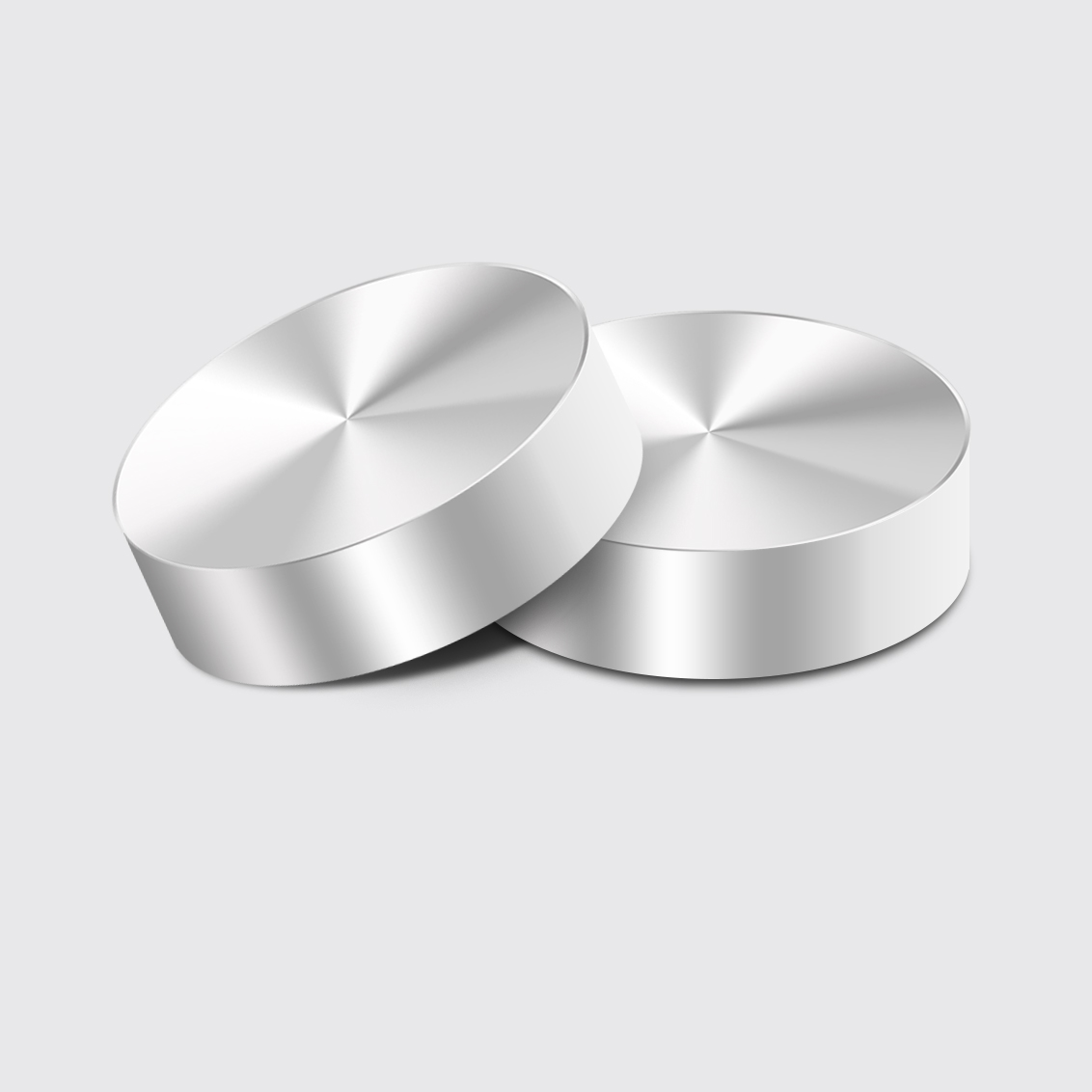Super thick aluminum waferDY-001