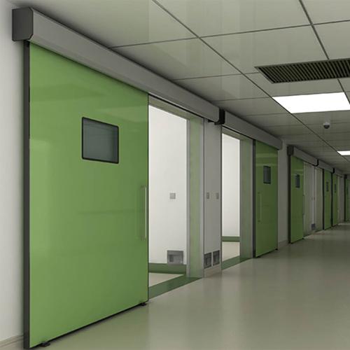 富新醫療門手術室門(自動平移)