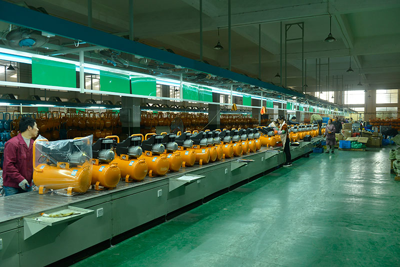 Packing-line