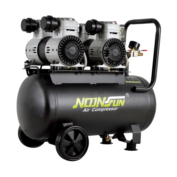 Oil Free & Ultra Silent Series Of Portable Air Compressor (Piston Reciprocating Type) NS-1400RA-2050