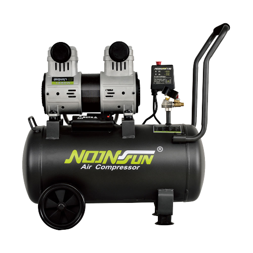 Oil Free & Ultra Silent Series Of Portable Air Compressor (Piston Reciprocating Type) NS-1600RA-1040