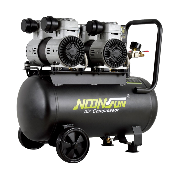Oil Free & Ultra Silent Series Of Portable Air Compressor (Piston Reciprocating Type) NS-1600RA-2070