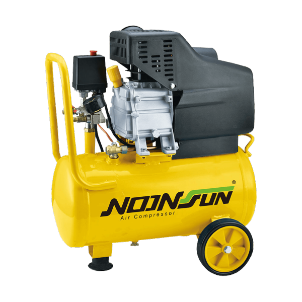 Direct Driven With Oil Series Of Portable Air Compressor (Piston Reciprocating Type) NS-BM5001