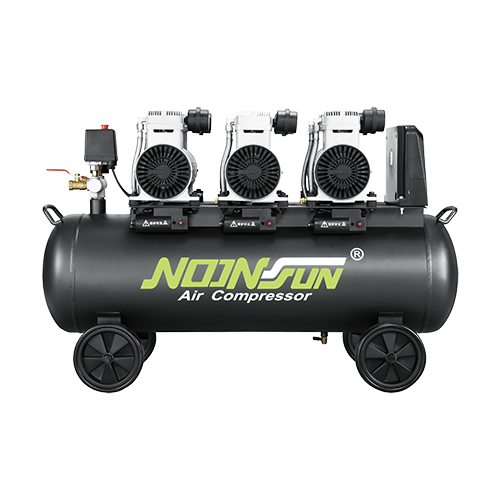 Oil Free & Piston Reciprocating Type Of Portable AC Air Compressor NS-1600RA-30120