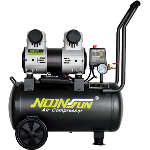 Oil Free & Ultra Silent Series Of Portable Air Compressor (Piston Reciprocating Type) NS-1400RA-1030