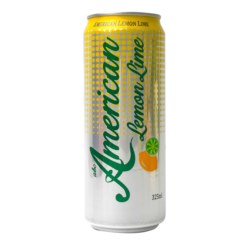 American Lemon Lime Carbonated Drinks