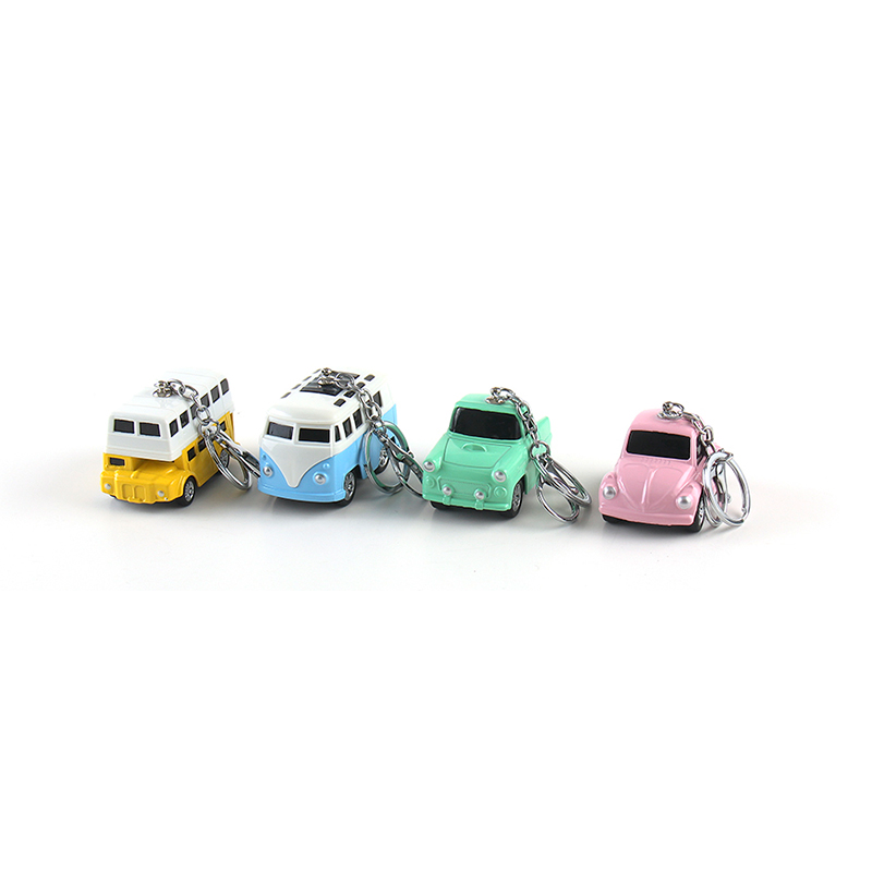 Q Version Mini Car Key Ring