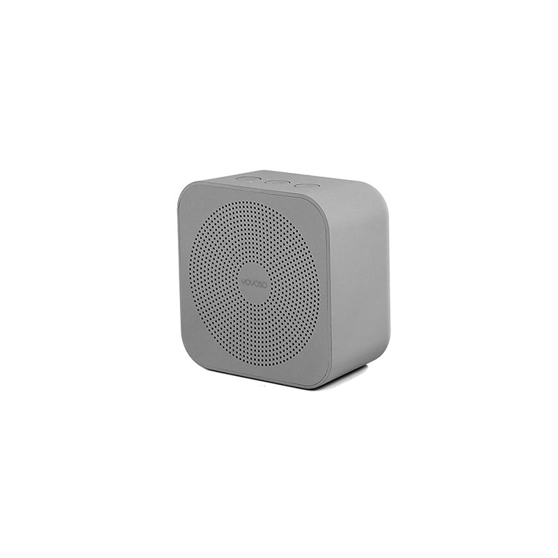 Simple Geometry Bluetooth Speaker-Grey