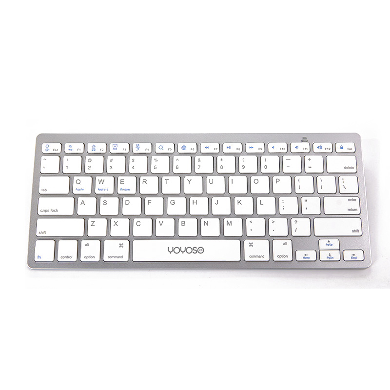 Fashionable and Simple Bluetooth Keyboard