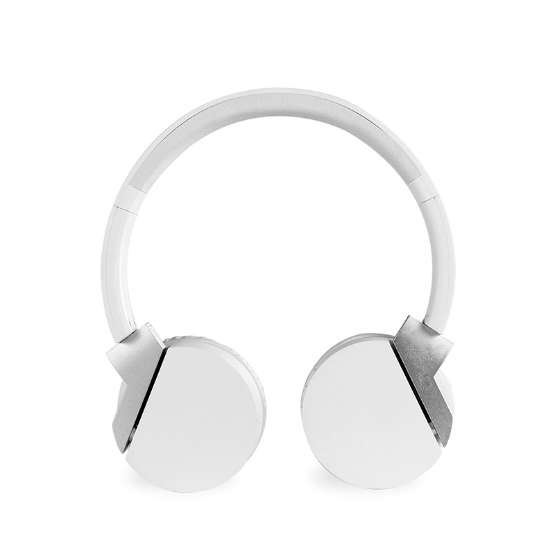 Simple Fashion Bluetooth Headset - White