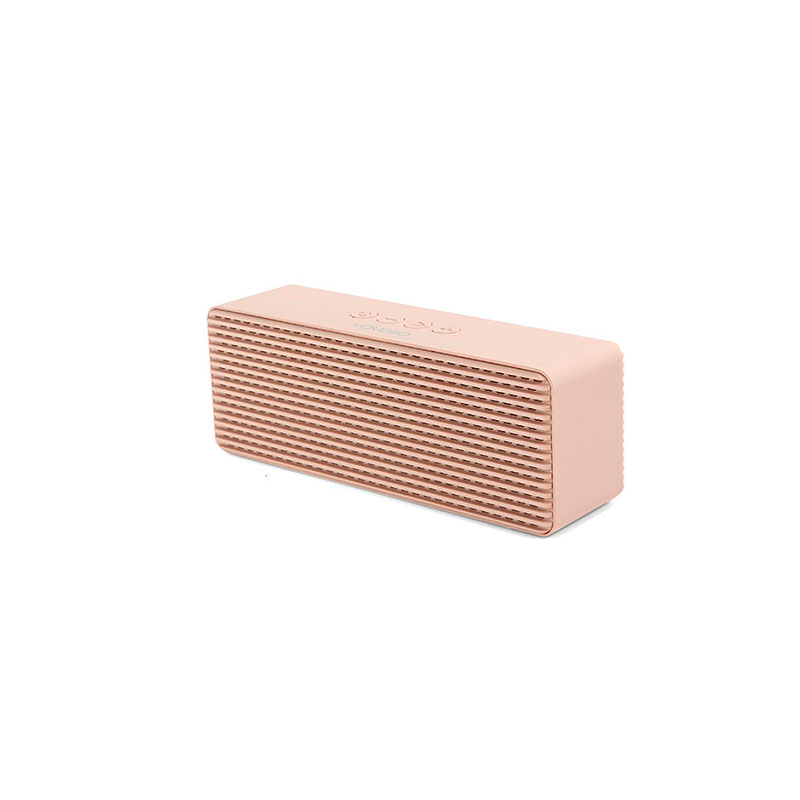 Simple Stripe Bluetooth Speaker-Pink