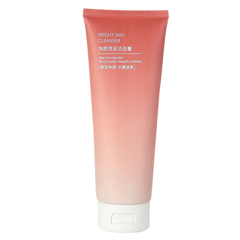 Bright skin cleansing cream
