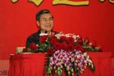 潘云鶴院長出席2012首屆中國設計發展年會演講