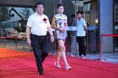 石定寰參事出席2013中國設計節開幕式