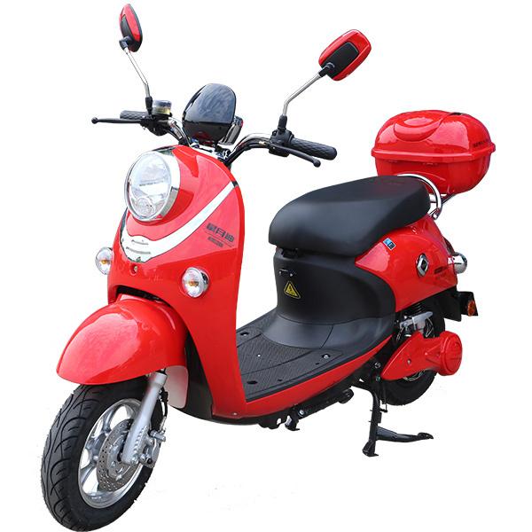 轻便电动摩托车 风尚
