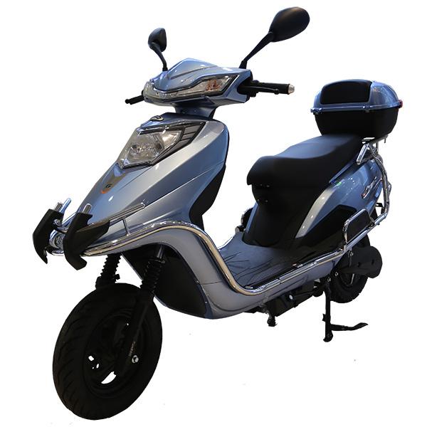 轻便电动摩托车 智达