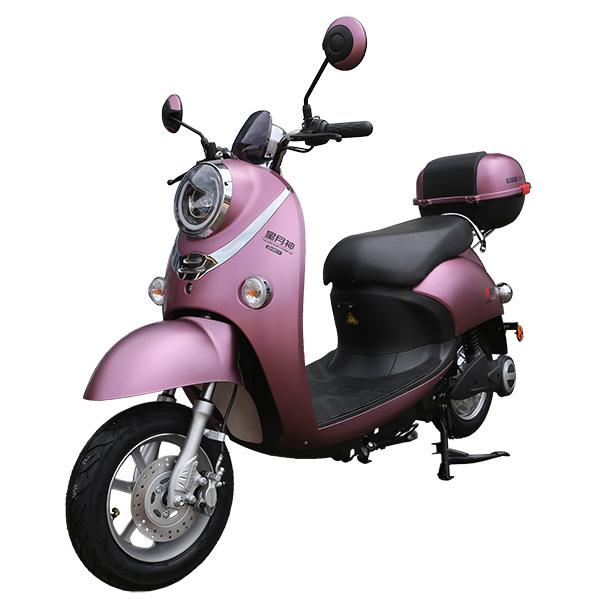 轻便电动摩托车 新风尚