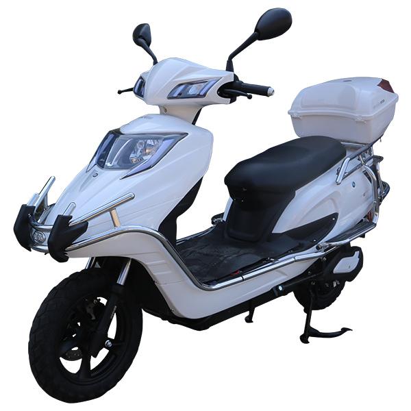 电动摩托车 霸途