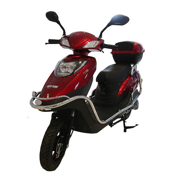 轻便电动摩托车 智胜