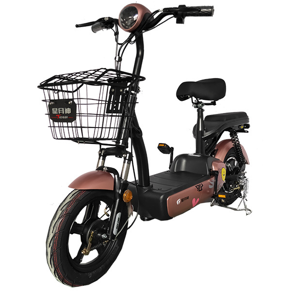 电动自行车 蜜豆