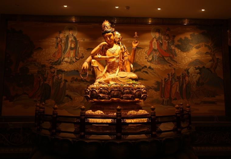 神雕铜艺|佛教的东传