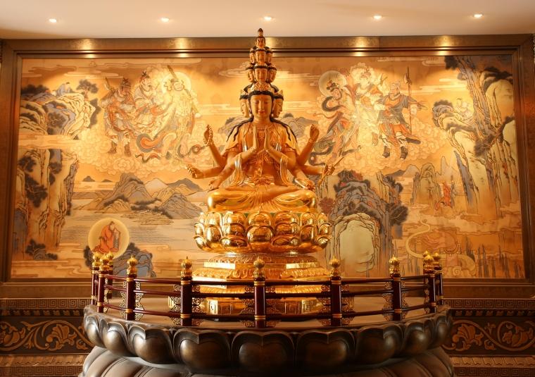神雕铜艺|隋唐佛教史