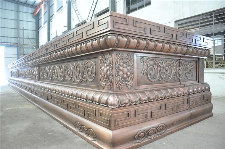 宗教雕塑厂家神雕公司:须弥台的历史发展