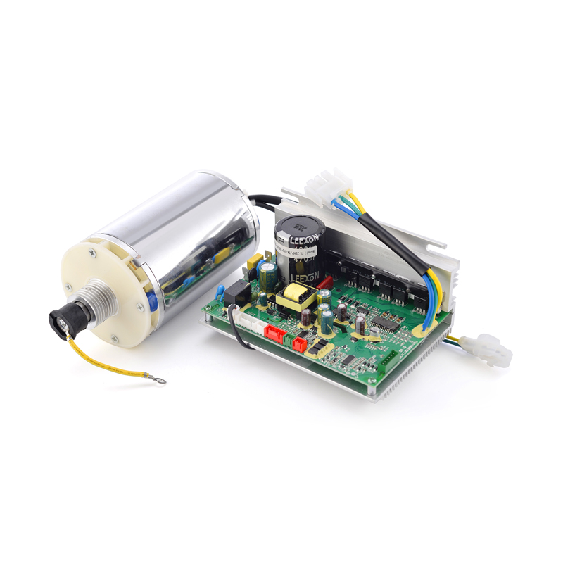 1.0HP brushless motor electronic control integration