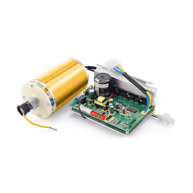 1.25HP brushless motor electronic control integration