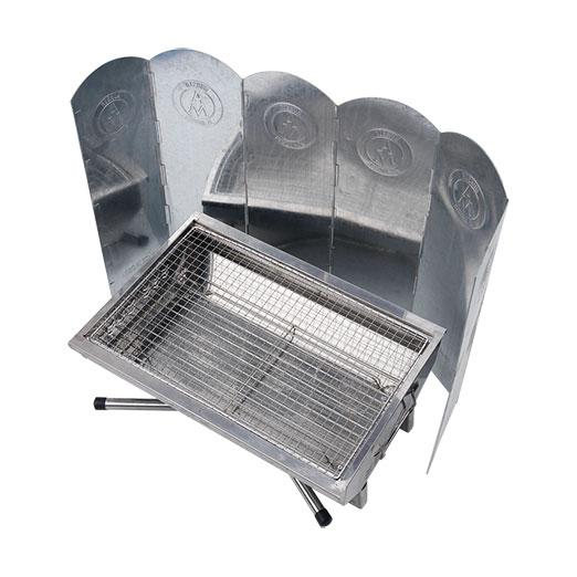 烧烤炉带屏风BBQ5750
