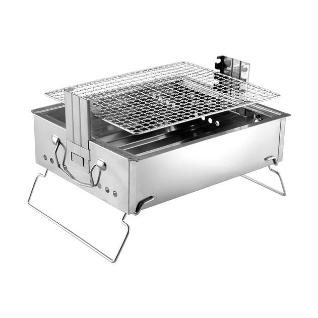 小号不锈钢升降炉BBQ5200A