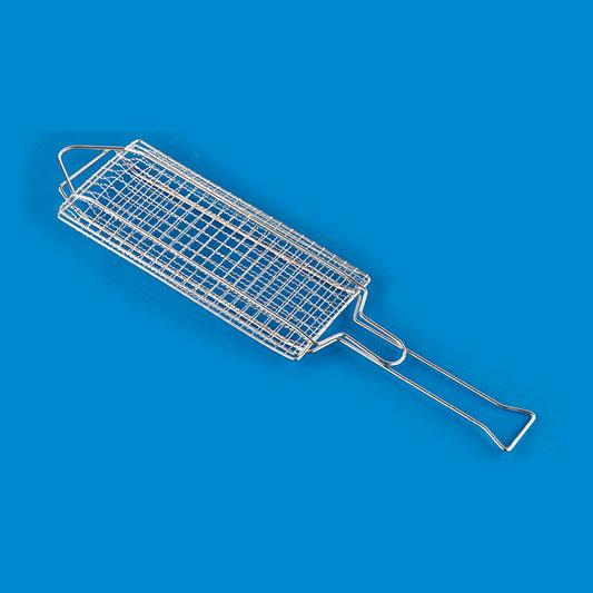 钢柄烤鱼夹BBQ5839