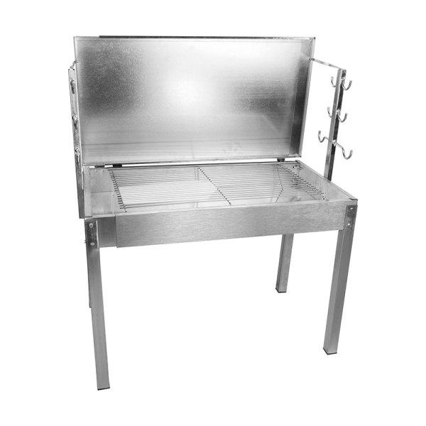 二折大白皮炉带盖 BBQ5250-145G