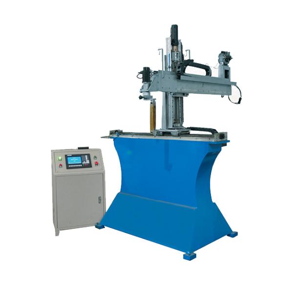 四轴多工位焊机