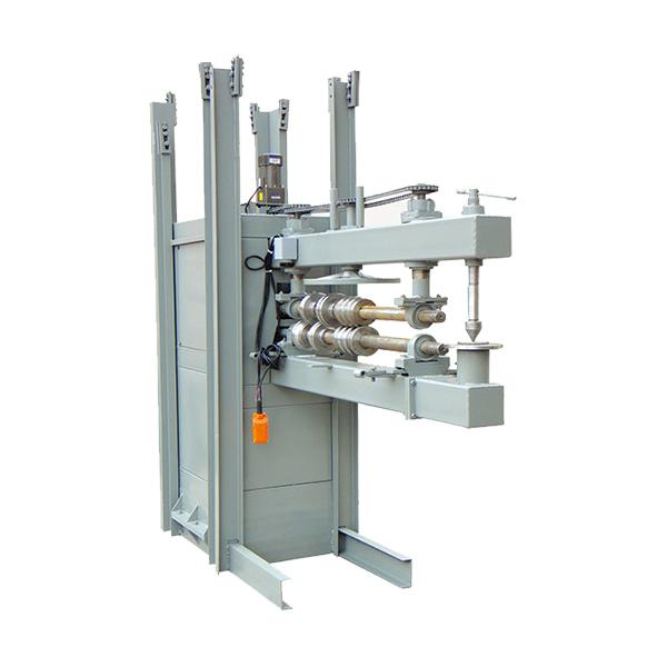 水塔电动手动带中心定位滚筋机