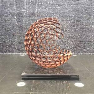耐候鋼水景雕塑