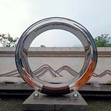 寧波大愛城景觀雕塑項目