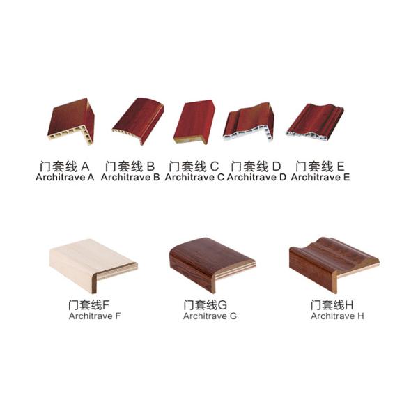 强化烤漆木门可选套线/套板1 强化烤漆木门可选套线/套板1