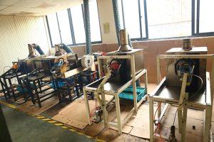 油锯耐久测试台