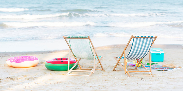 How to choose a comfortable beach chair and purchase considerations