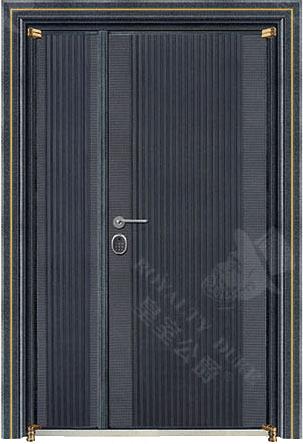 豪華鑄銅/鑄鋁門 GJ-18666